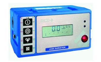 Portable Gas Detector - Leaksurveyor