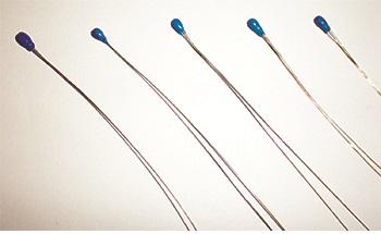 The NTC Epoxy Thermistors Range from Amphenol Advanced Sensors