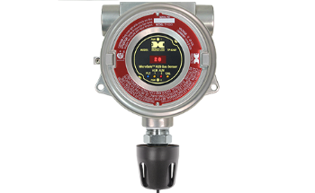 Gas Detector with a Non-Intrusive Operator Interface: MicroSafe 500 and 600 Series