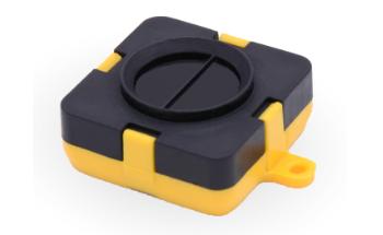 ToF Sensor with Ranging Capabilities from 3 cm up to 3.3 m: TeraRanger Evo Mini
