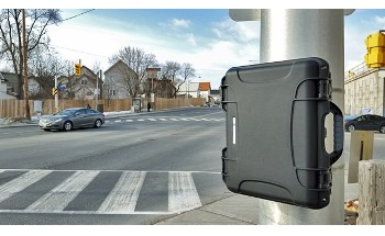 TrafficBox™: a Portable and Securable Scanner