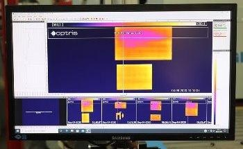 Optris' Glass Inspection System for Glass Tempering
