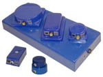 Series 2000 Inductive Proximity Sensors from Moduloc Control Systems