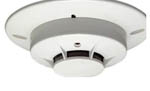 Model S250 Ionization Smoke Detector from Safety Systems Technology
