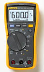 Fluke 117 Digital Multimeter from Portable Appliance Safety Services Ltd
