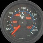 Model V064321b Temperature Gauge from Hoyt Electrical Instrument Works Inc.