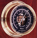 M60 Aneroid Barometer from WeatherShop