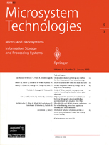 Microsystem Technologies: Micro- and Nanosystems Information Storage and Processing Systems
