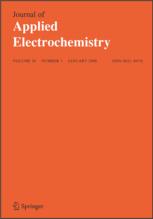 Journal of Applied Electrochemistry