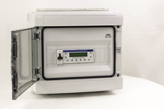 Digital Gas Controller DGC-06 from MSR-Electronic