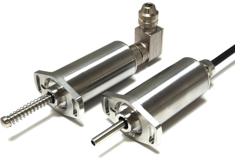 Positek's P103 Short Stroke Linear Position Sensor with LIPS® Technology Simplifies Bakery Machinery Measurement