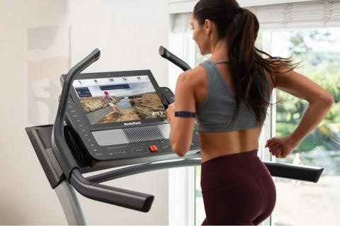 iFit® Introduces Fitness Breakthrough: Personalized and Automatic Heart Rate Training with iFit ActivePulse™