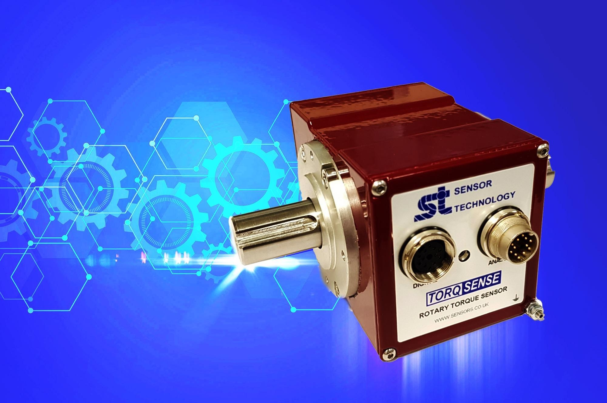 Saelig Introduces New Torque Sensors With Non-Contact Technology