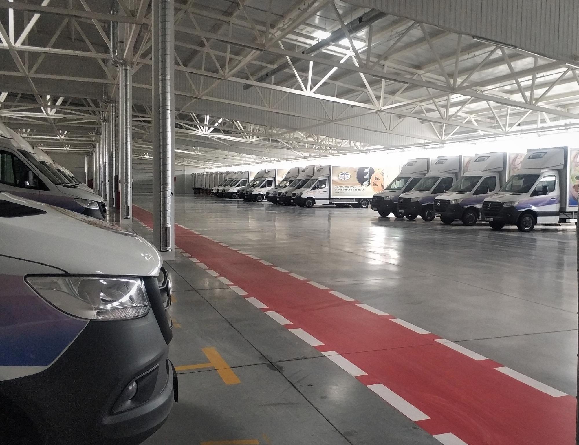 Gas Sensors From MSR-Electronic Protect Diesel Truck Fleet In Ukraine