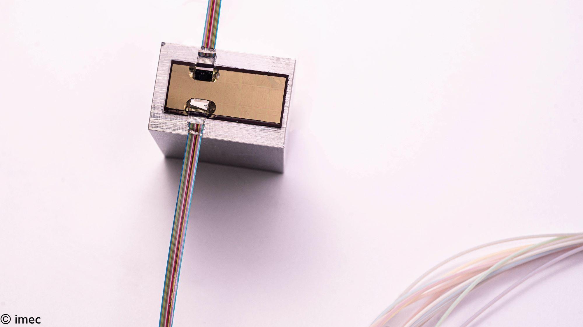 Imec Demonstrates an Ultra-Sensitive, Small Optomechanical Ultrasound Sensor in Silicon Photonics