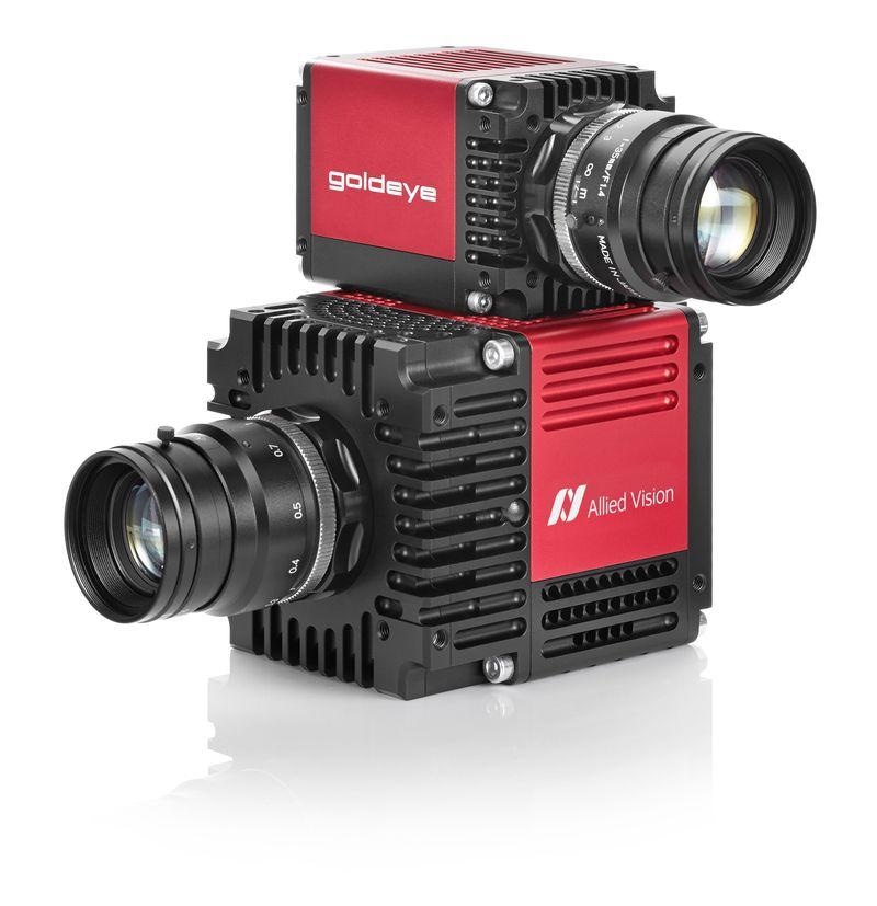 Shortwave infrared camera expert Allied Vision integrates Sony's innovative SenSWIR sensors