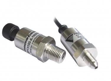 Variohm EuroSensor's Range of Piezo Resistive Pressure Transducers