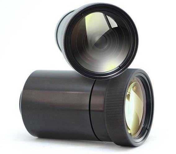 Optimised SWIR Lenses for Material Sorting & Inspection