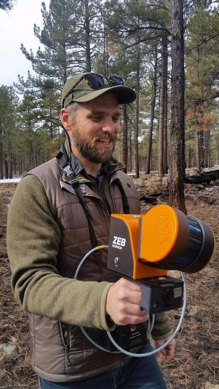 Ecologists Employ Lidar Technologies to Inspect Forest Vegetation