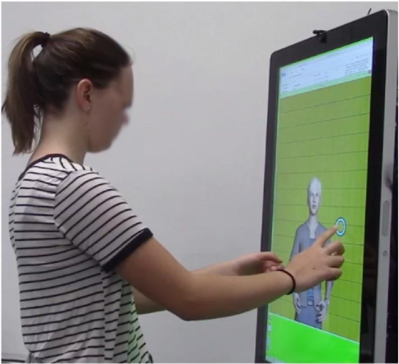 Using Touchscreen Data to Better Understand Learning Strategies