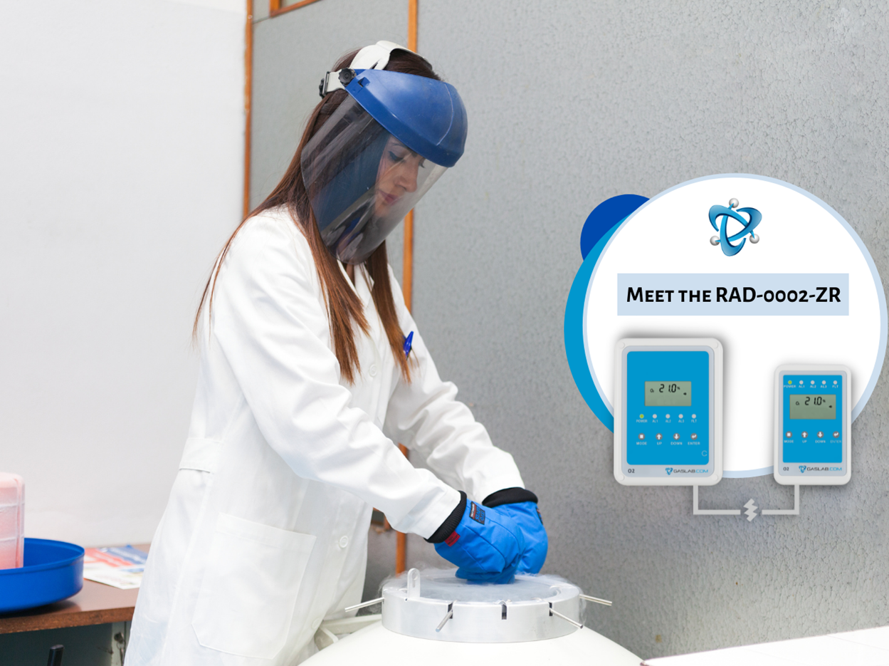Leader in O2 Sensing Solutions Launch RAD-0002-ZR Low Oxygen Zirconia Monitor to Exceed Standards