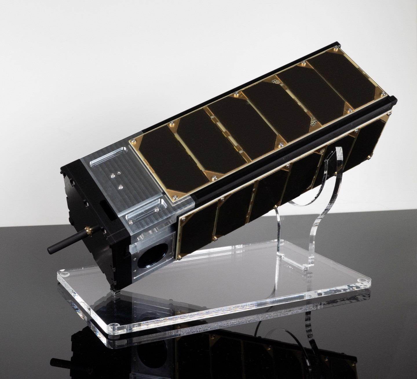Researchers Test Q and W Band Signals in Low Earth Orbit for Future Communications.
