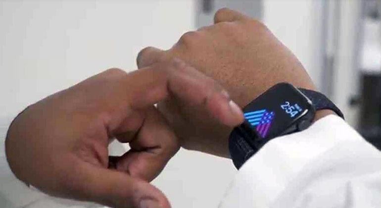 Wearable Devices Help Identify Resilience of Health Care Workers During Pandemic