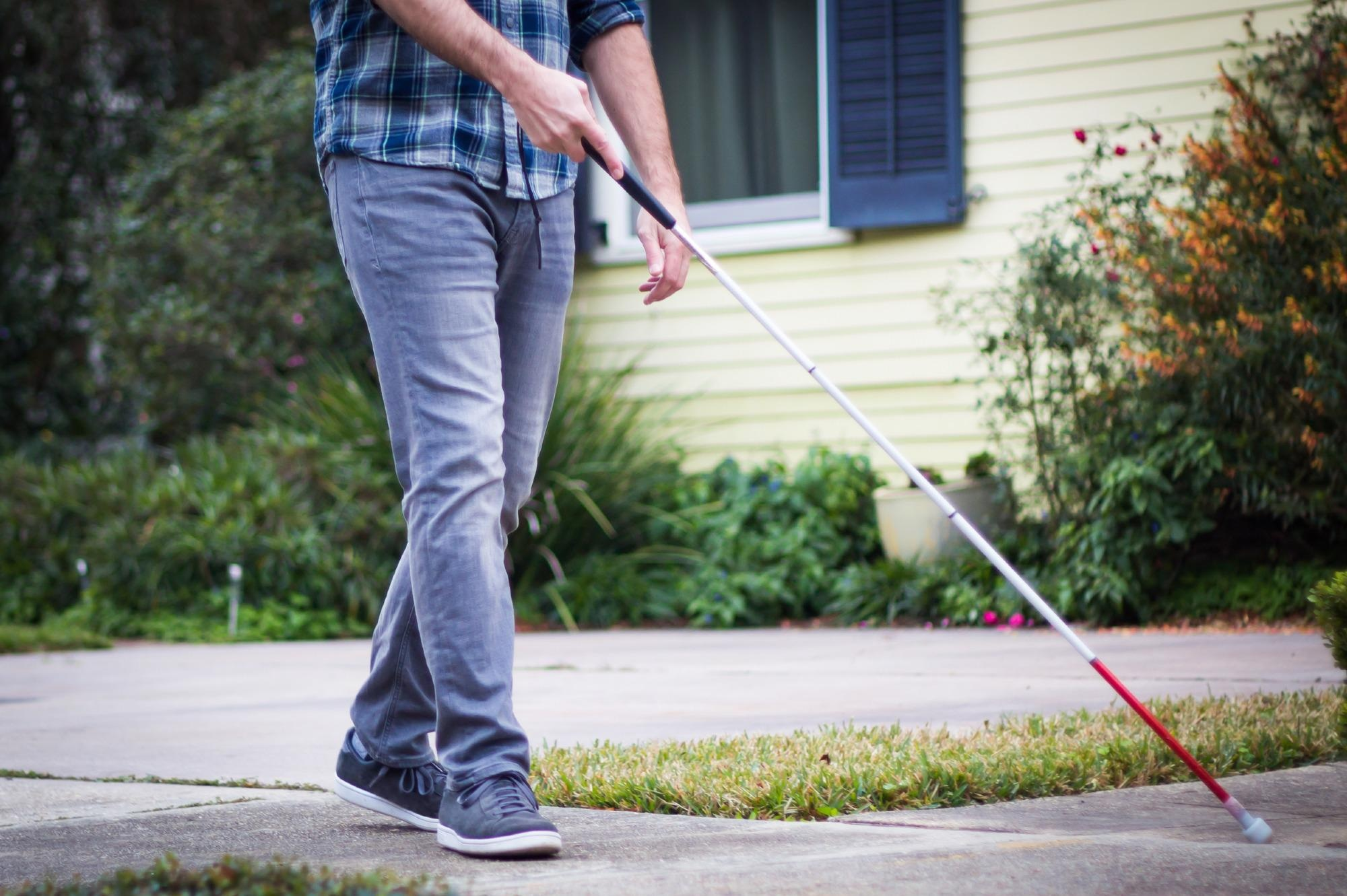 Robotic Navigation Cane with 3D Camera Helps Visually Impaired.