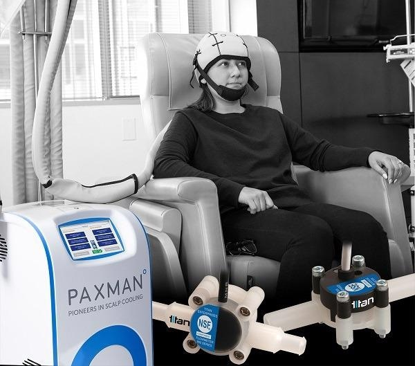 Chemotherapy Patients Benefit from Optimum Coolant Flow During Treatment