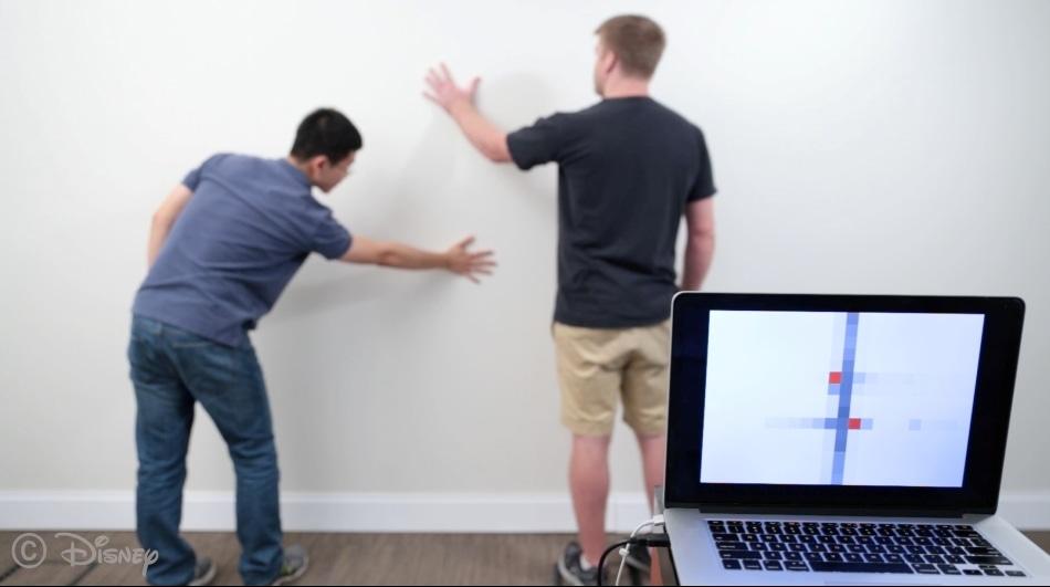 Conductive Paint Transforms Dull Walls into Sensor-Based Interactive Surfaces