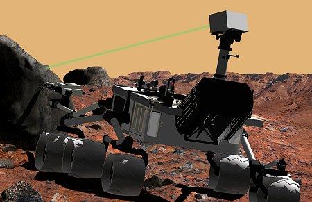 Mars Rover Curiosity to Measure Radiation Environment