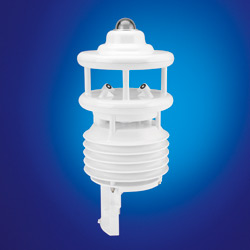 New Integrated Weather Station with In-Built Pyranometer
