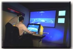 General Dynamics Navigational System with Integrated Sensors Suite