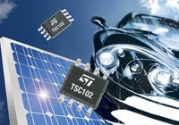 STMicroelectronics Develops Precision Current-Sensing IC