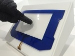 Panasonic to Commence Mass-Production of Capacitive-Type, Highly Sensitive Automotive Curved Touch Panel