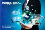 TowerJazz and TPSCo Develop 300mm RF SOI Process for 4G LTE Smartphones