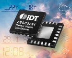 IDT's 24-Bit SSC IC for Consumer Barometric Pressure and Thermopile Sensors