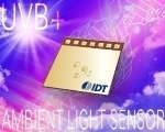 Integrated Device Technology's New Optical Sensor Accurately Detects UVB and Ambient Light