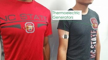 New Wearable Technology Makes Electricity from Body Heat, for Use in Wearable Electronics