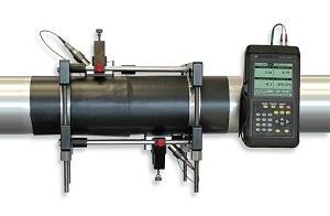 Portable Clamp On Ultrasonic Flow Meter
