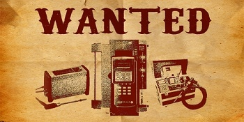 Old Emission Analysers - Wanted Dead or Alive...