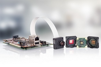 In Series Production: Basler dart Camera Modules with BCON Interface and Development Kit for Embedded Vision Applications