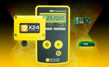 Mantracourt's X24 Telemetry Sensor System Certified for Use in Hazardous Areas