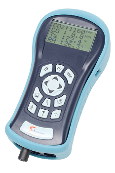 NEW Handheld Indoor Air Quality Monitor