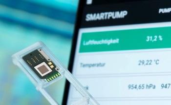 Fraunhofer Scientists Design Smart Pump for Smartphones with Built-in Gas Sensors