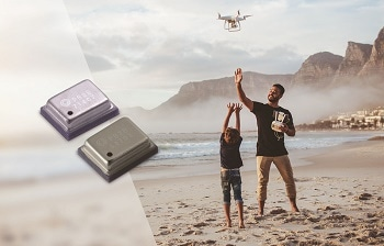 Omron Release Two New Barometric Sensors for Battery Operated Mobile Devices