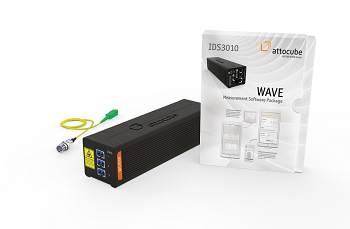 WAVE – New Measurement Software for attocube's IDS3010