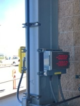 Modbus Large Digital Display Goes the Distance