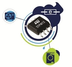 Fully Integrated 12 V Power Breaker from STMicroelectronics Adds Safety and Simplifies Design