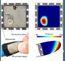 Researchers Develop Low-Cost Tactile Imaging Sensors to Measure Pressure Distribution